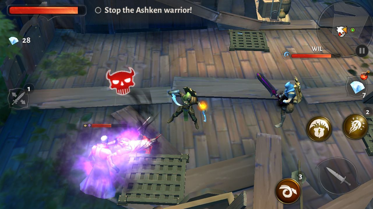 The 15 Best Free Mobile RPG Games for iOS & Android Phones in 2019