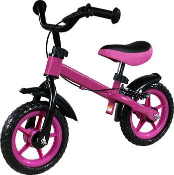 Pink Femvazas Futobicikli Pink Tricycle