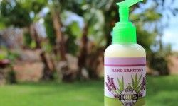 Natural Hand Sanitizer Recipe Natural Hand Sanitizer Hand