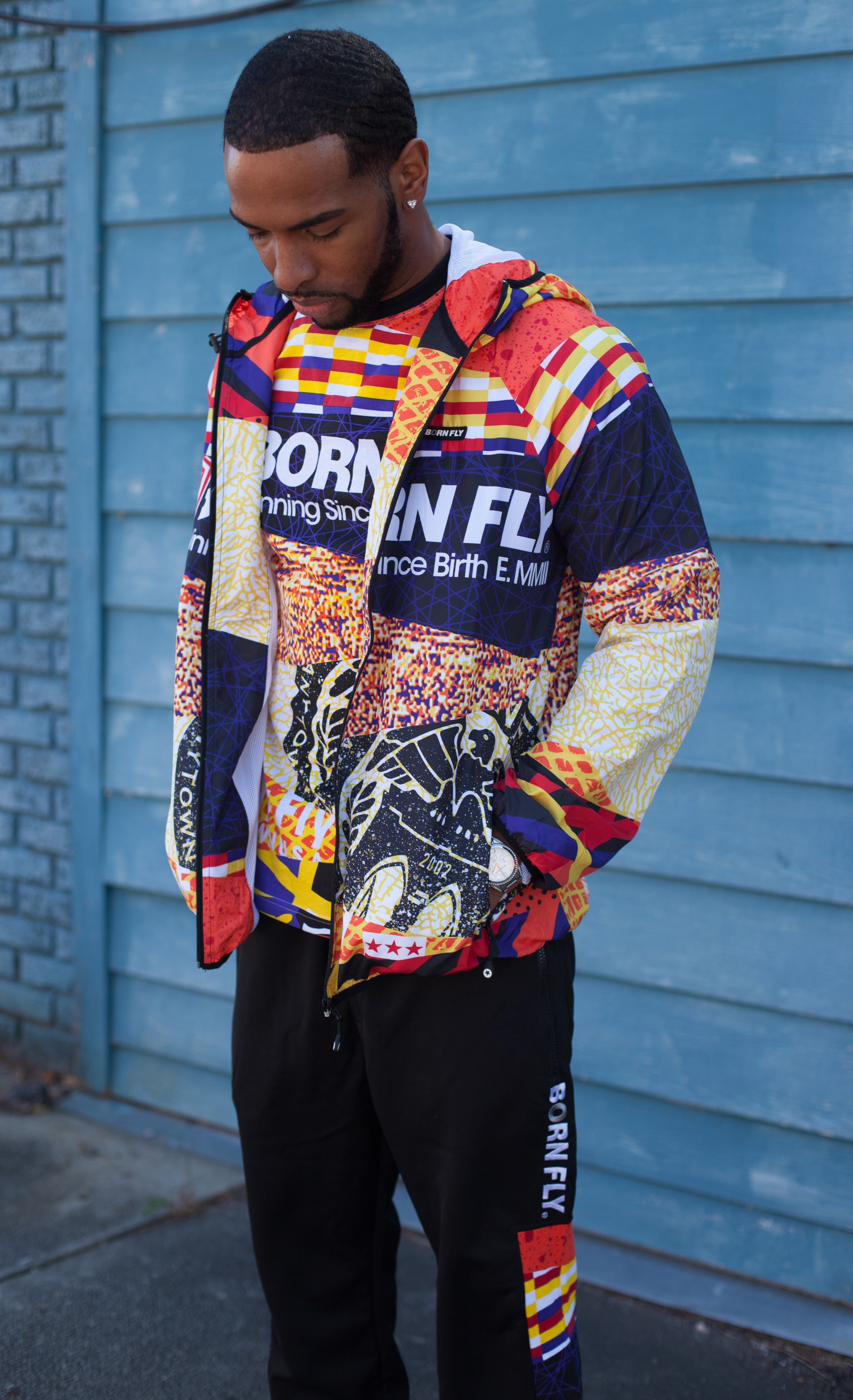 Stunt In The Freshest Gear This Fall Brought To You By Born Fly