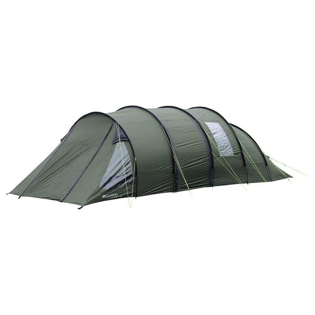 Eurohike Buckingham 8 Classic Family Tent Green One Size