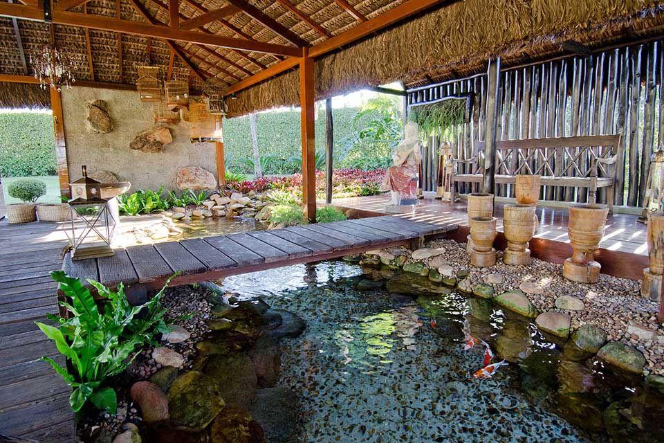 Lago em Ambiente Zen casas Pinterest