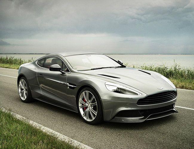 2013 Aston Martin Vanquish Aston Martin Vanquish Aston Martin New Aston Martin