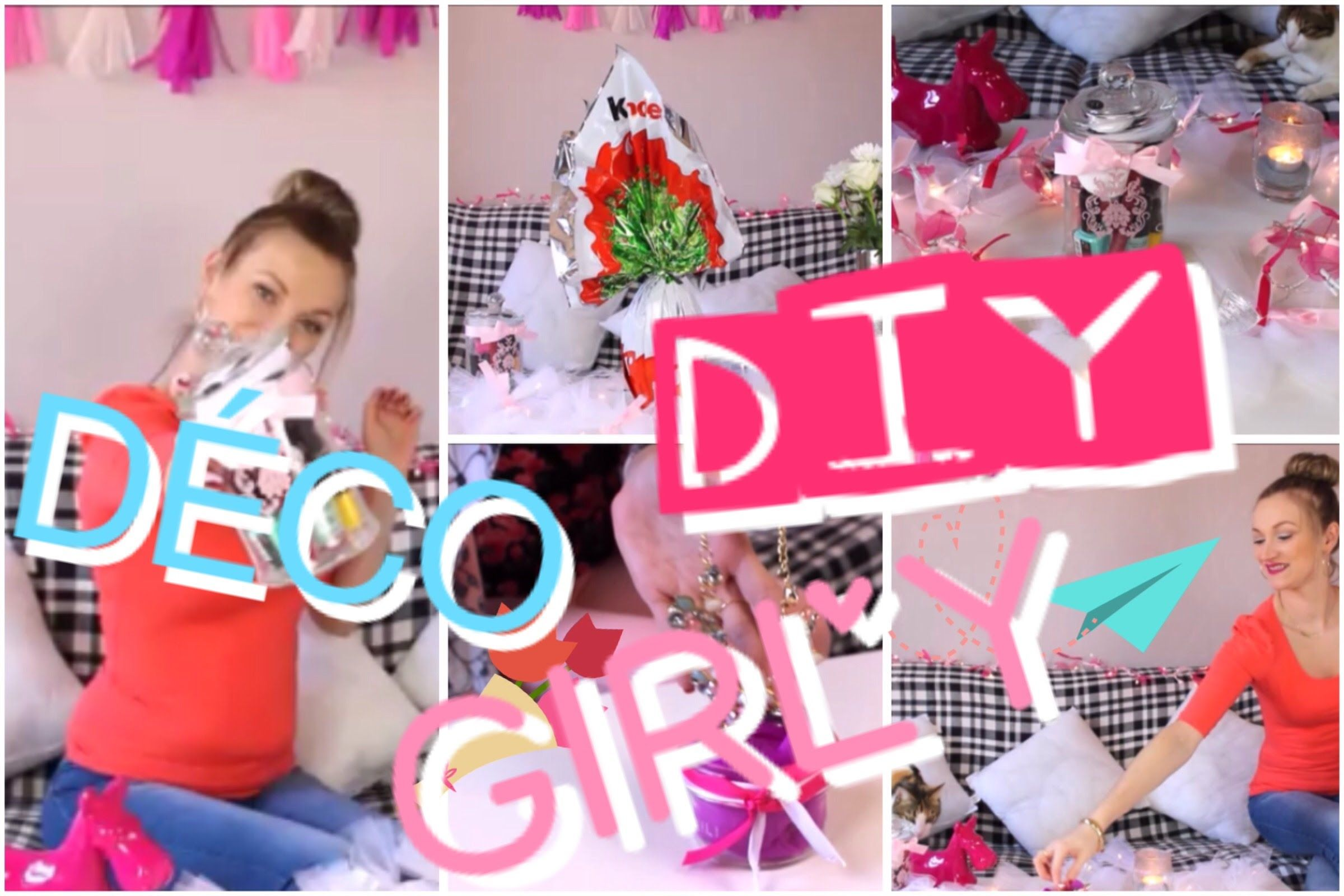Diy fran ais id es d co chambre organisation girly Organisation chambre adulte