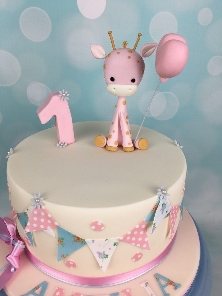 baby giraffe 1st birthday cake.The 20 Best Ideas for Baby