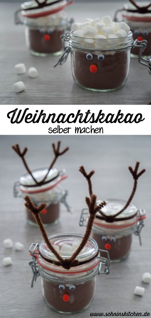 Weihnachtskakao selber machen - Schnin's Kitchen