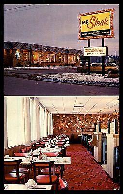 Mr Steak Interior Photo Green Bay Wisconsin Vintage Restaurant