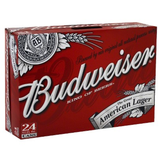 I M Learning All About Budweiser Red Crown Tab Beer Cans 12 Oz At Influenster Budweiser Beer Budweiser Beer