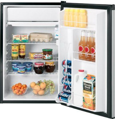 Amazon.com: GE Profile Spacemaker GMR04HASCS 4.3 cu. Ft. Compact Refrigerator - Stainless Steel: Appliances