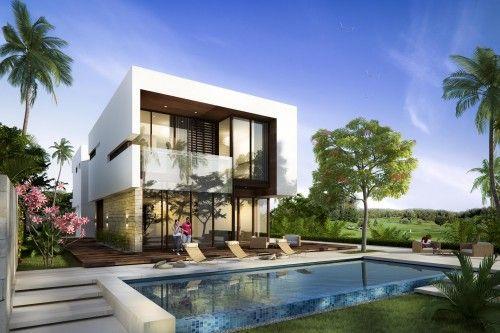 Trump international golf villas in akoya dubai luxury for House boutique hotel dubai
