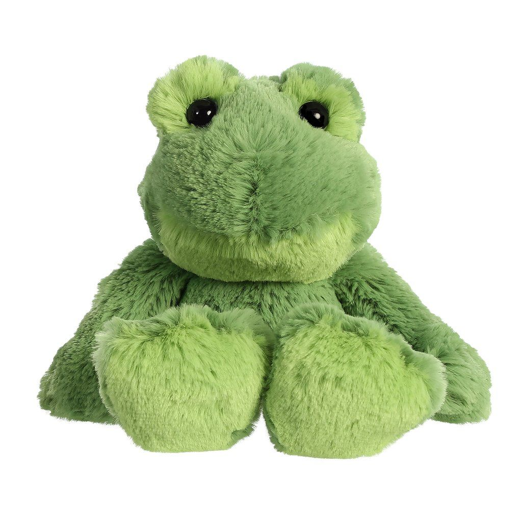 Aurora Mini Flopsie 8 Fernando Frog Cute Stuffed Animals Cute Frogs Cute Icons
