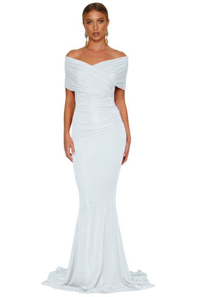 Vente de robe blanche en ligne