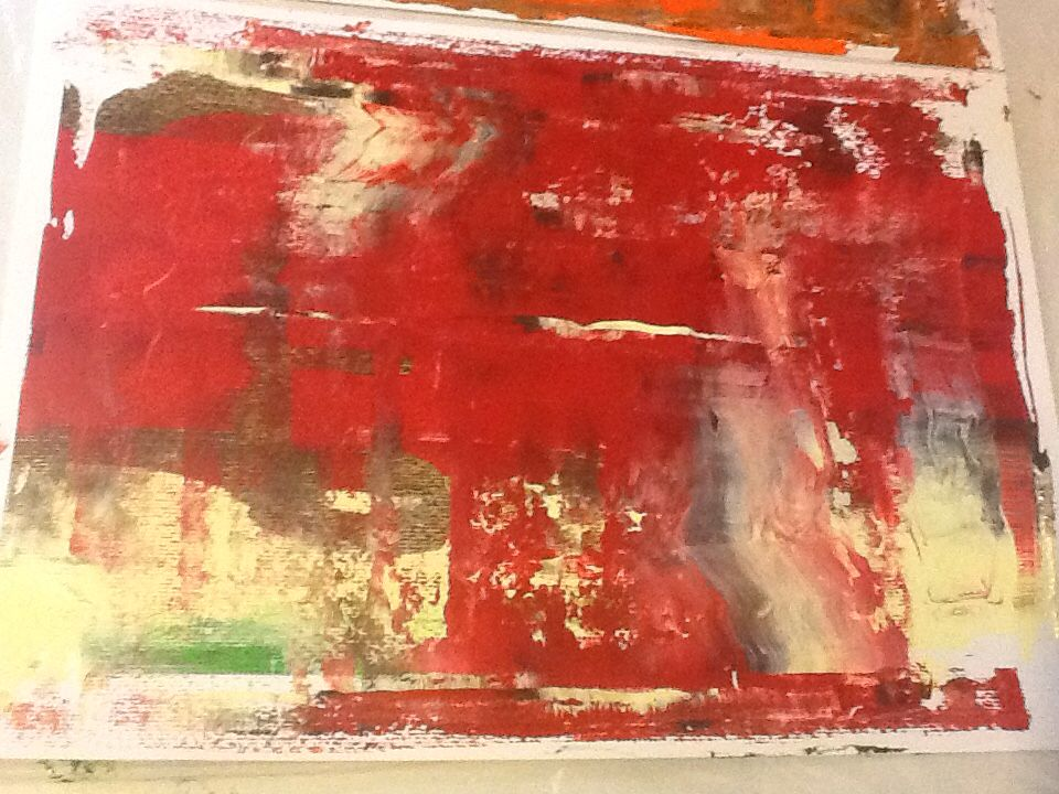 Score series of paintings