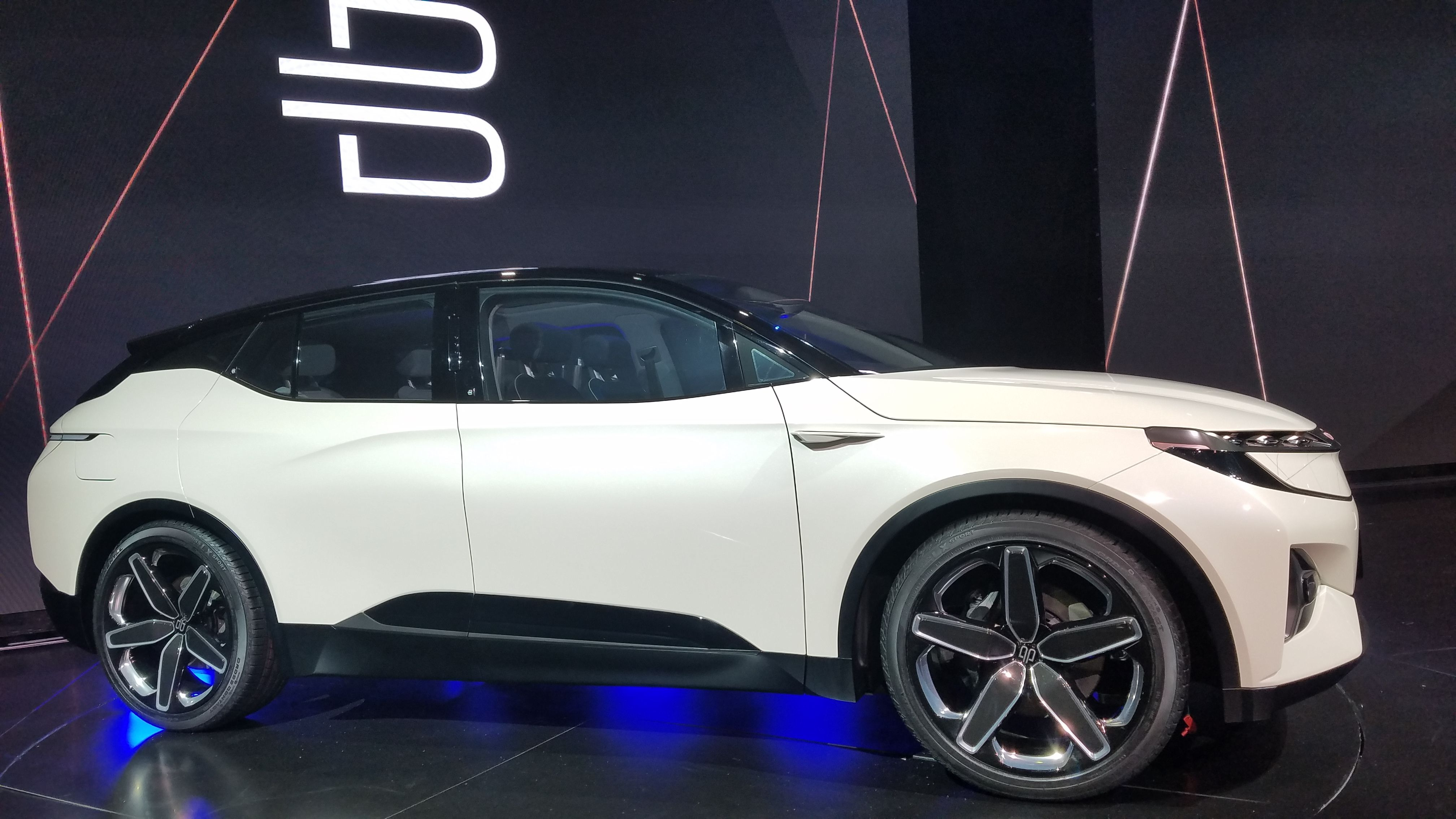 Ces 2018 Byton S Electric Suv Is The Car Of The Future Suv Car Concept Cars