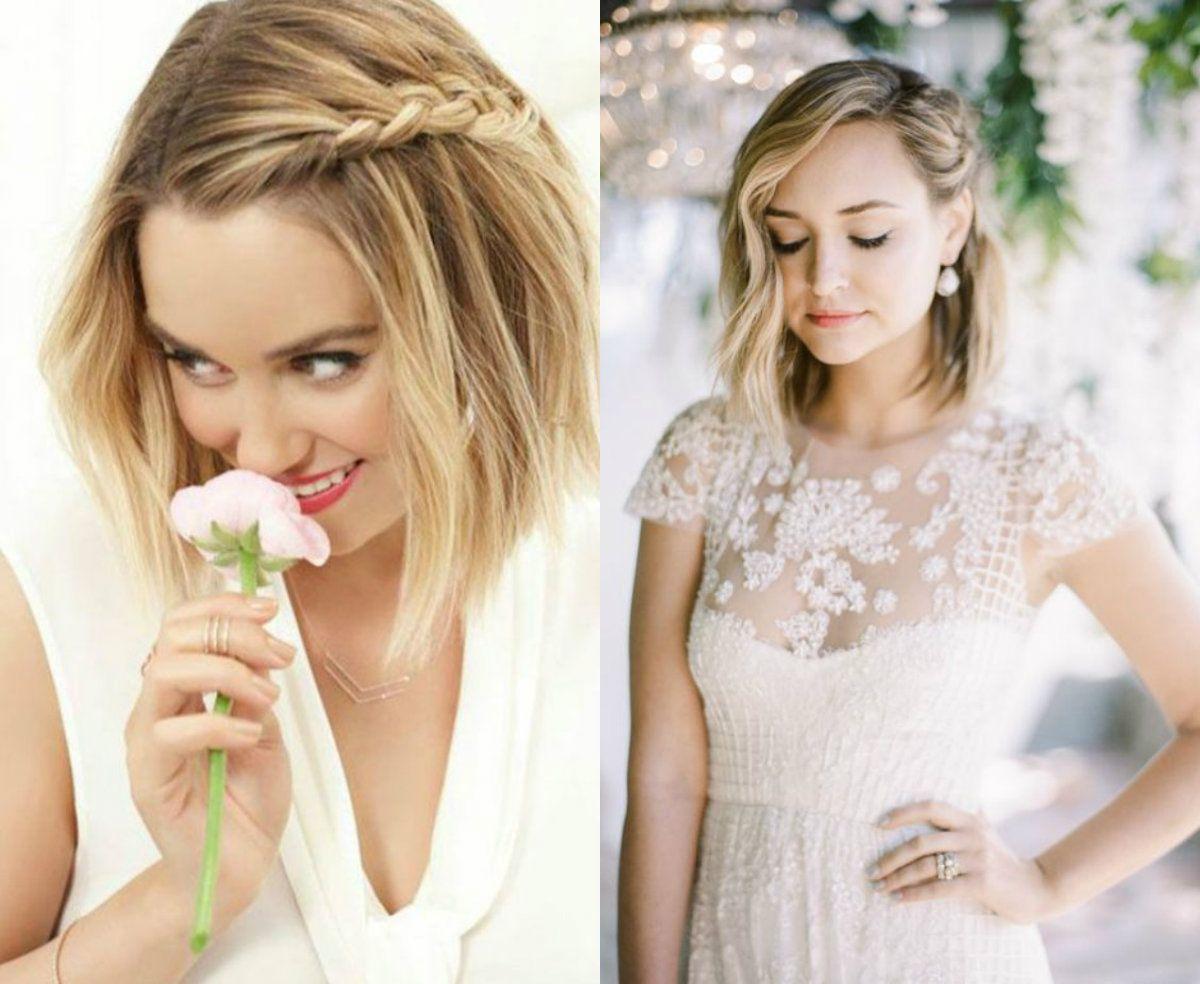 bob wedding hairstyles for 2018 - wedding hairstyles 2018 | hair