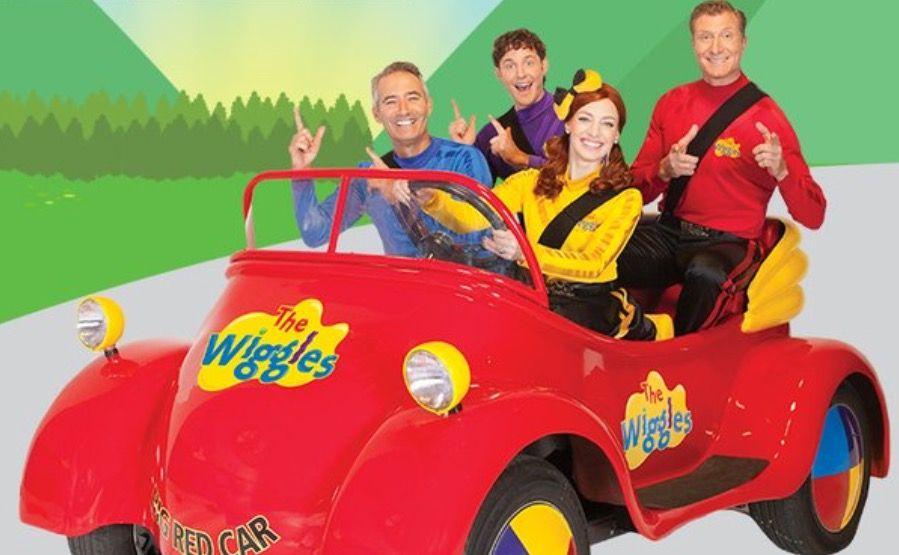 Toot, Toot, Chugga, Chugga, Big Red Car! | The Wiggles