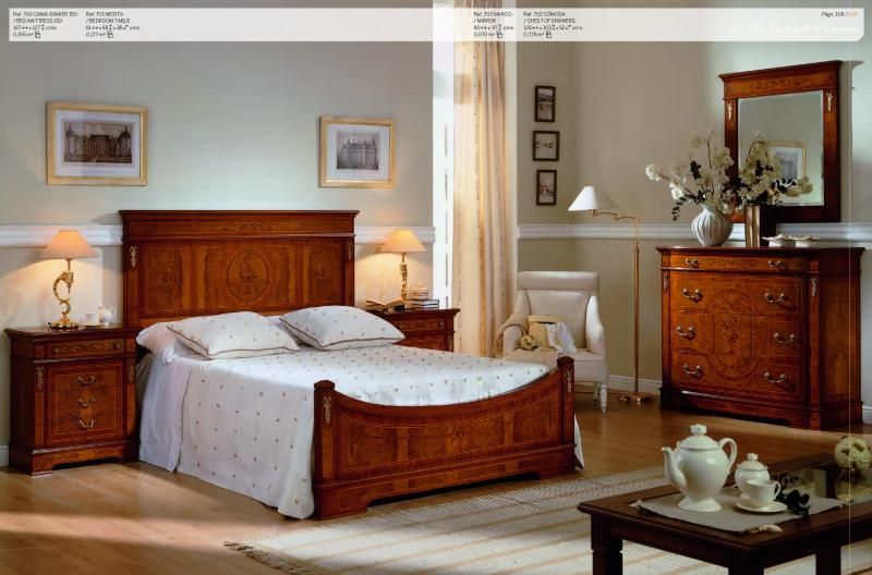 Dormitorios de matrimonio clasicos interesting dormitorio - Rapimueble cabeceros ...