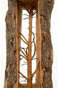 Giuseppe Penone, Albero porta-cedro / Door Tree-Cedar, 2012 (detail ...