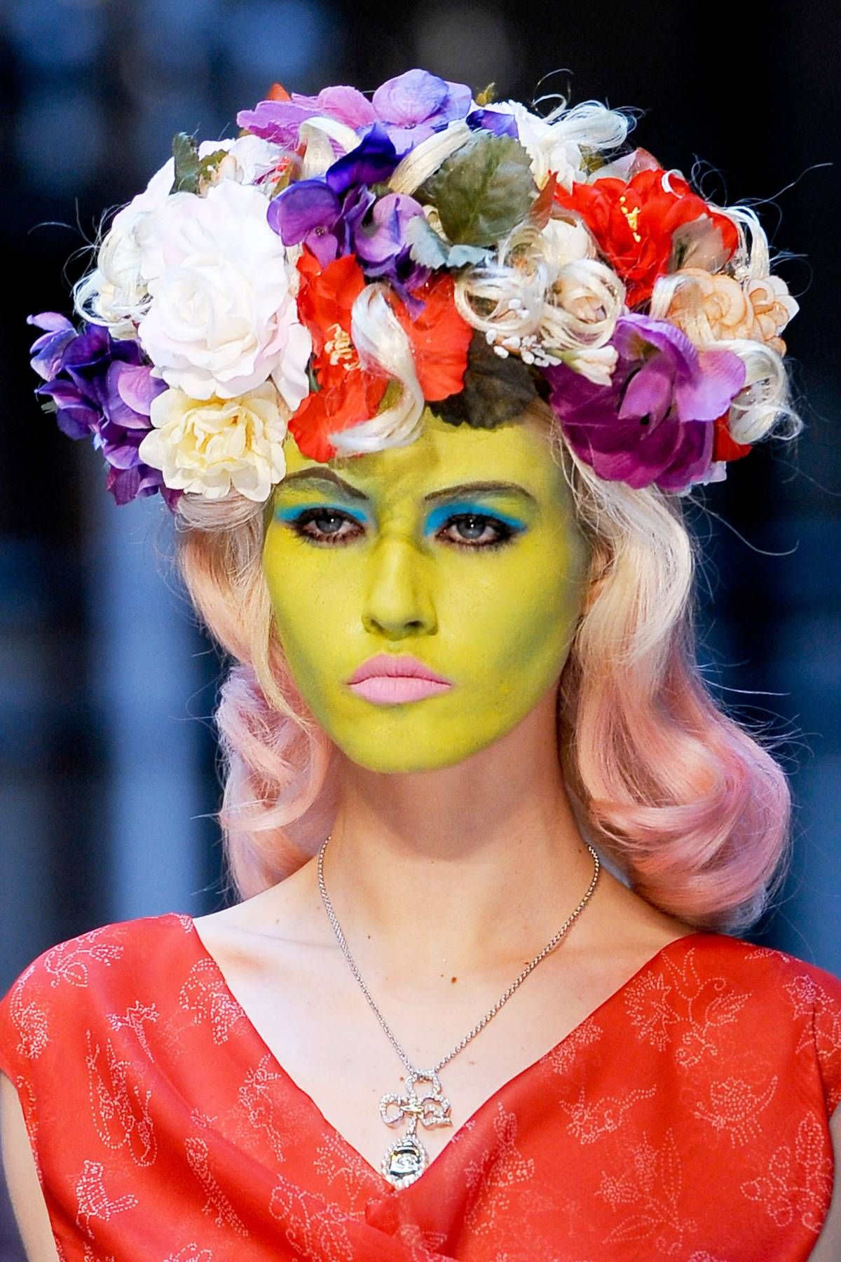 Vivienne Westwood Red Label Spring 13 wickedwitch