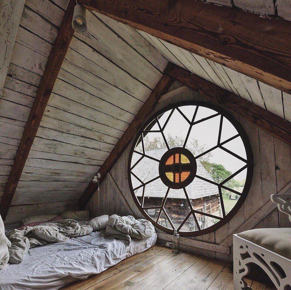 Witch Attic Apartment Bedroom Design Aesthetic Bedroom Attic Renovation