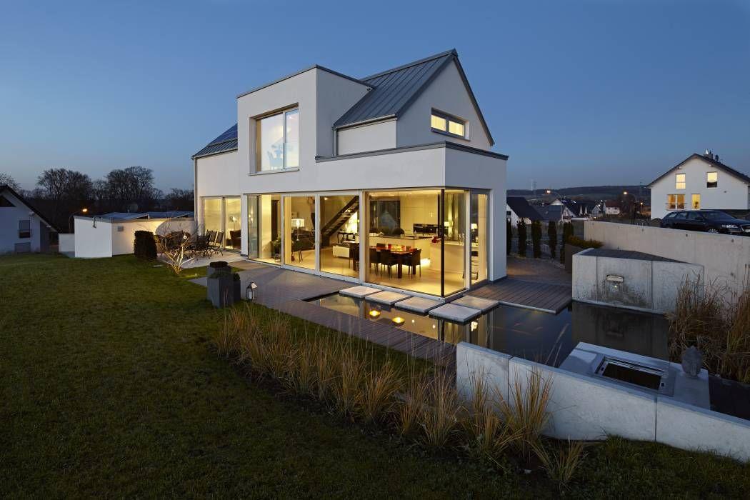 Moderne Häuser Mit Satteldach | Osgabon.com