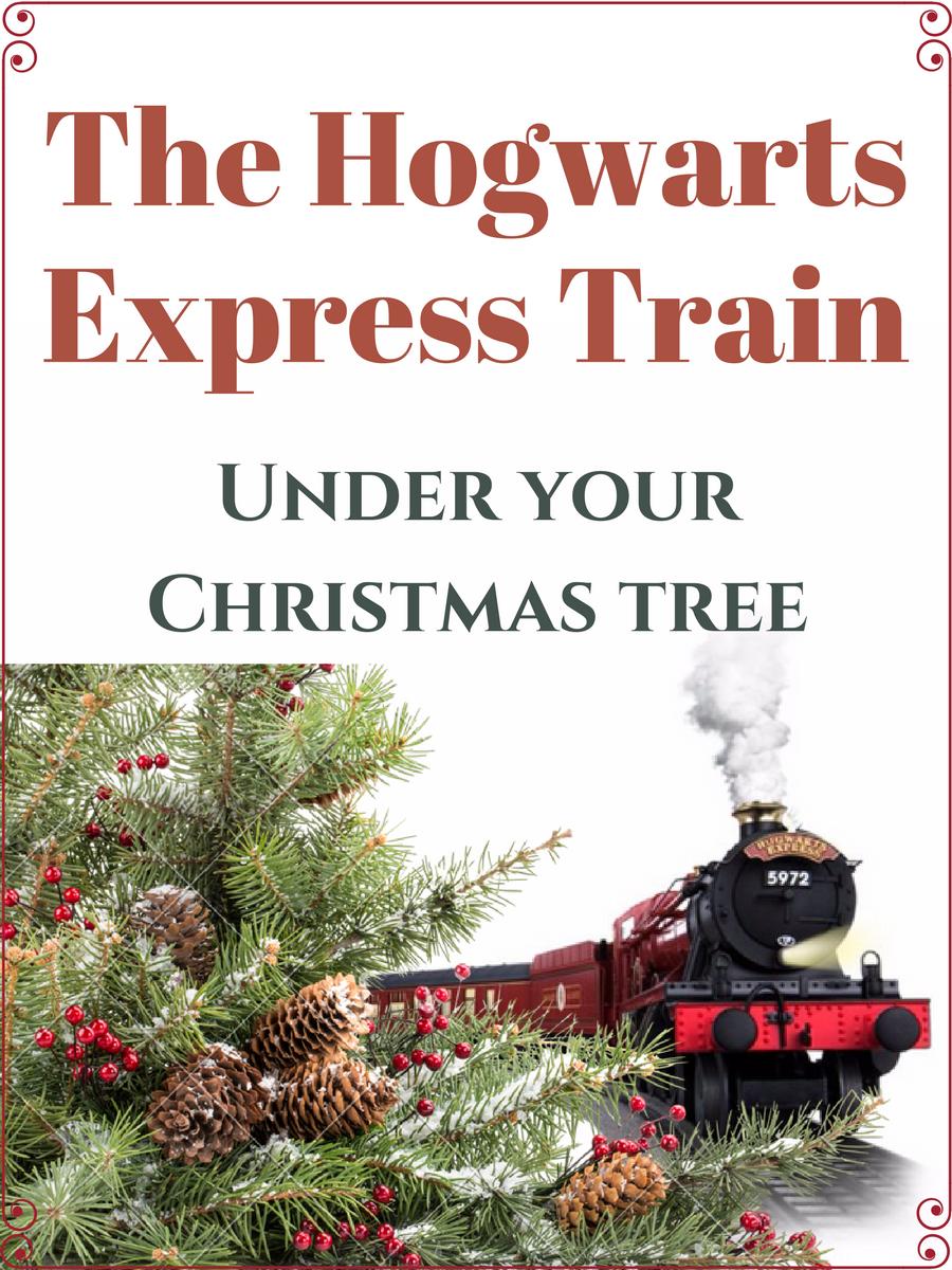 I want the Hogwarts Express train to \