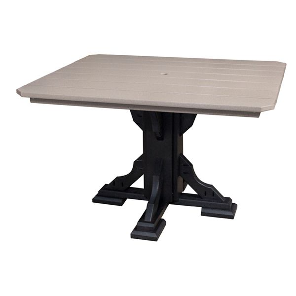 Amish Rectangle Table | Amish Furniture | Shipshewana Furniture Co.