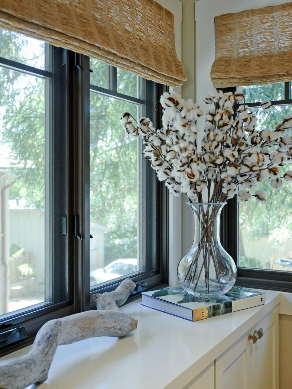 One Of The Most Por Window Treatments At Manufacturer Smith Le Is Natural Woven
