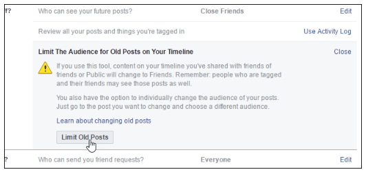 how to make likes private on facebook