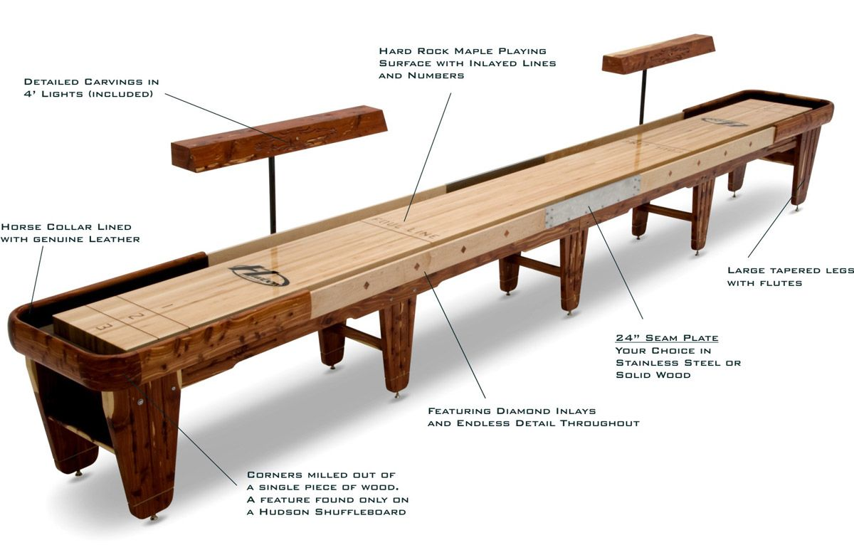 Lovely A Shuffleboard Table Buying Guide Written By The Pros