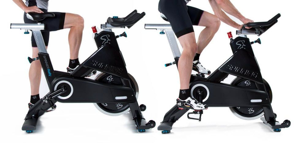 Get Ready to Ride Bike Setup in 2020 Spin bike workouts