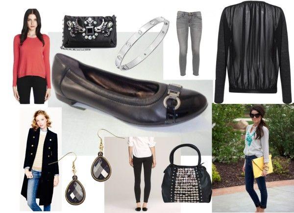 Lululemon Groove Crop - Black/Quilt 16   Clothes design