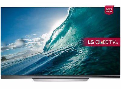 LG OLED65E7V OLED HDR 4K Ultra HD Smart TV 65 inch