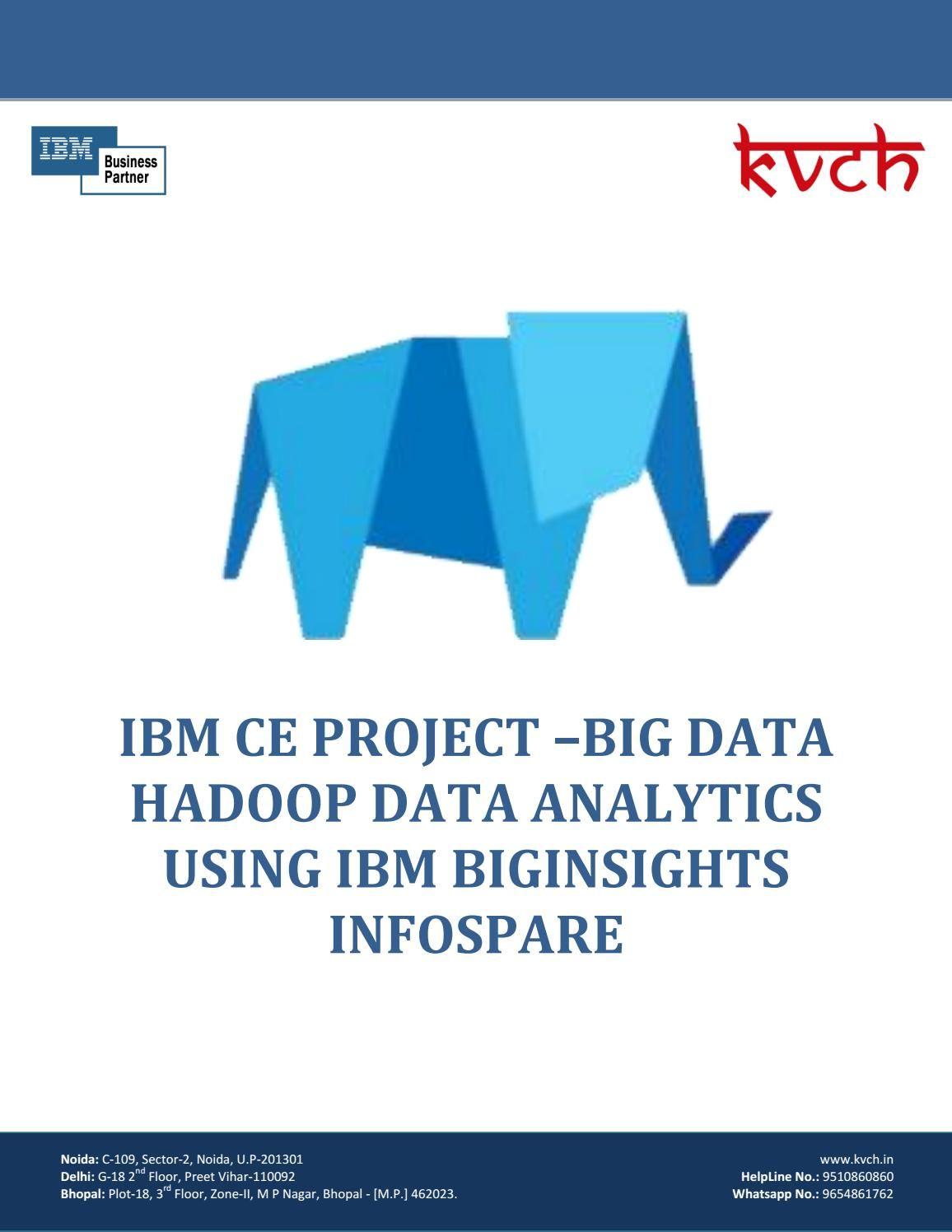 Big Data Hadoop Training In Noida Big Data And Big