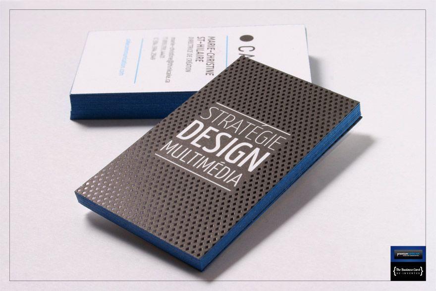 Business Card Premium Die Commerzbank Sowie Visitenkarten