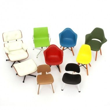 Miniature Designers Chairs blind box Mini Pinterest Mini