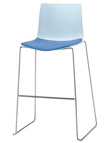 Astonishing Arper Catifa 46 Barstool Furniture Seating Stools Arper Caraccident5 Cool Chair Designs And Ideas Caraccident5Info