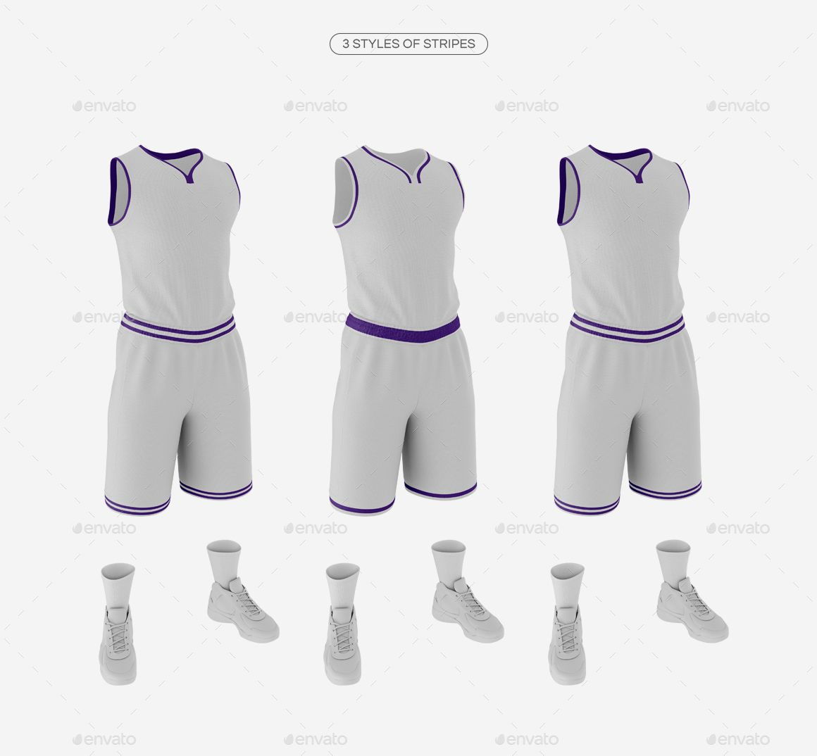 Download Men S Full Basketball Kit Wishbone Collar Jersey Mock Up Basketball Kit Sports Uniforms Basketball Pictures