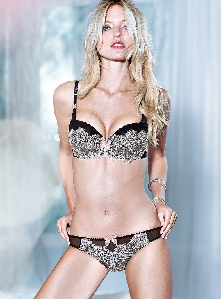 cac862d7a92 Martha Hunt VS lingerie 1