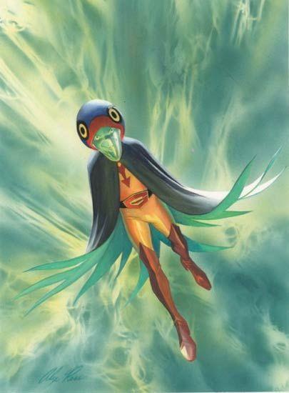Jinpei: The Swallow  Battle of The Planets (USA) / G-Force (USA) / Gatchaman (Japan) - Keyop #BattleofThePlanets #GForce #Gatchaman