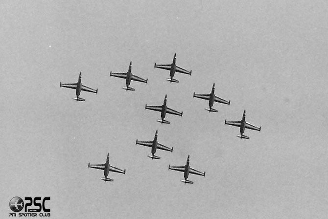 Rimini Air Show 1978 © Luigi Ceranto - Piti Spotter Club Verona