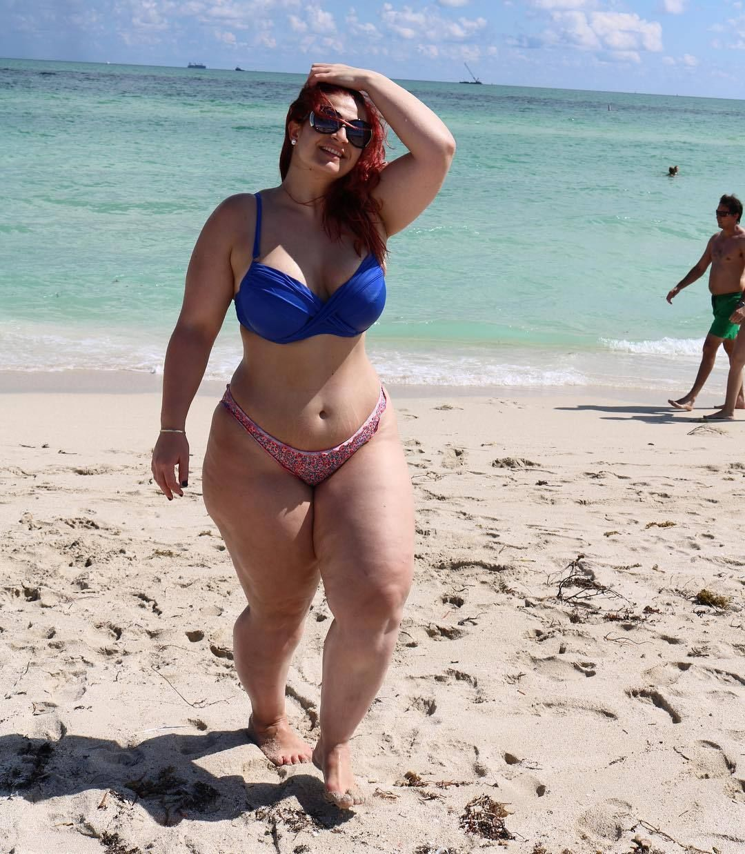 With big thighs women 16 Ways