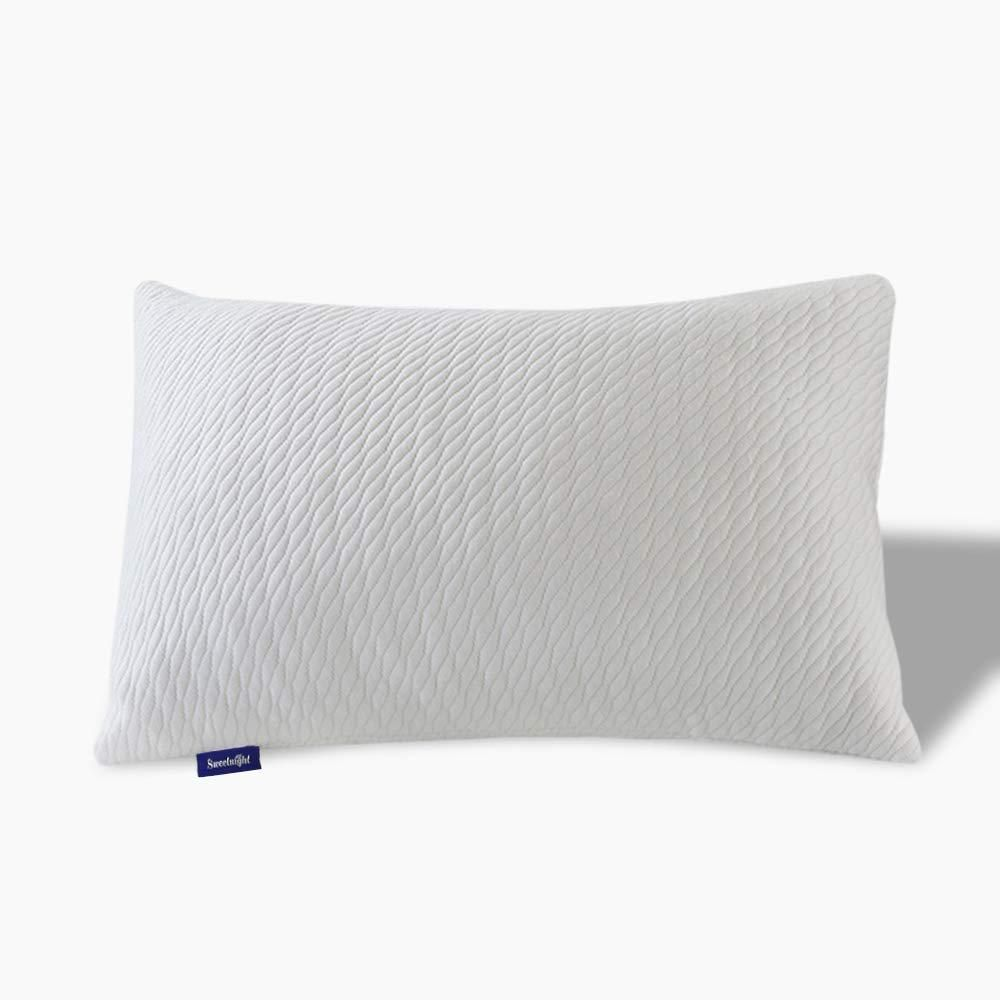 Memory Foam Pillow with Bamboo Charcoal