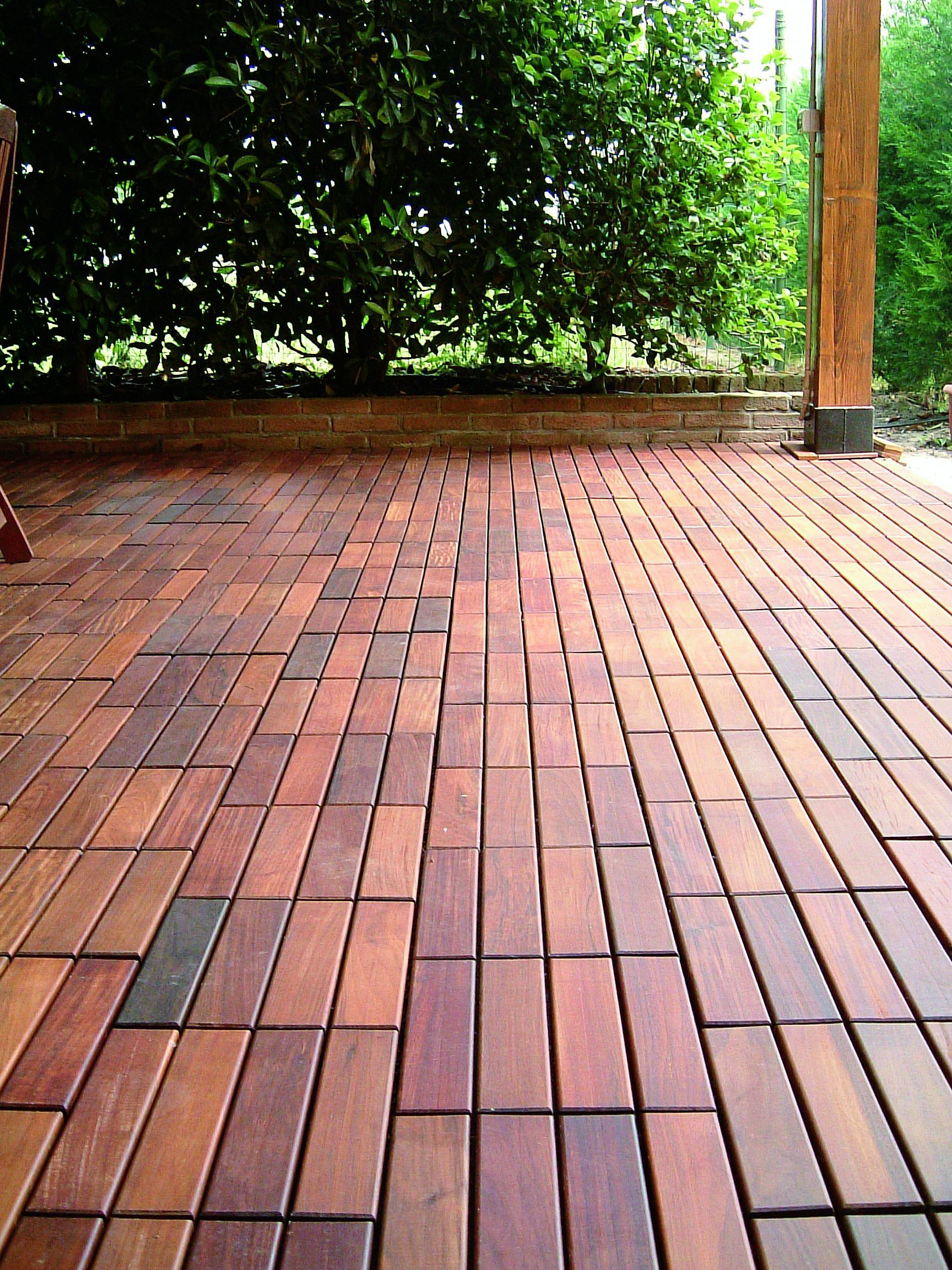 Outdoor flooring ideas google search outside pinterest outdoor flooring - Vinyl deck tiles ...