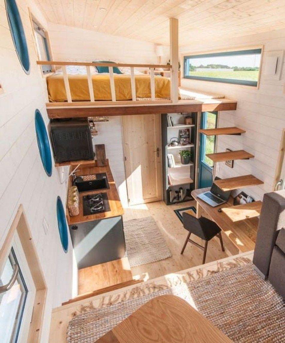 30 Unique Loft Bedroom Design Ideas En 2020 Avec Images Deco Maison Interieur Maison Design Decoration Maison