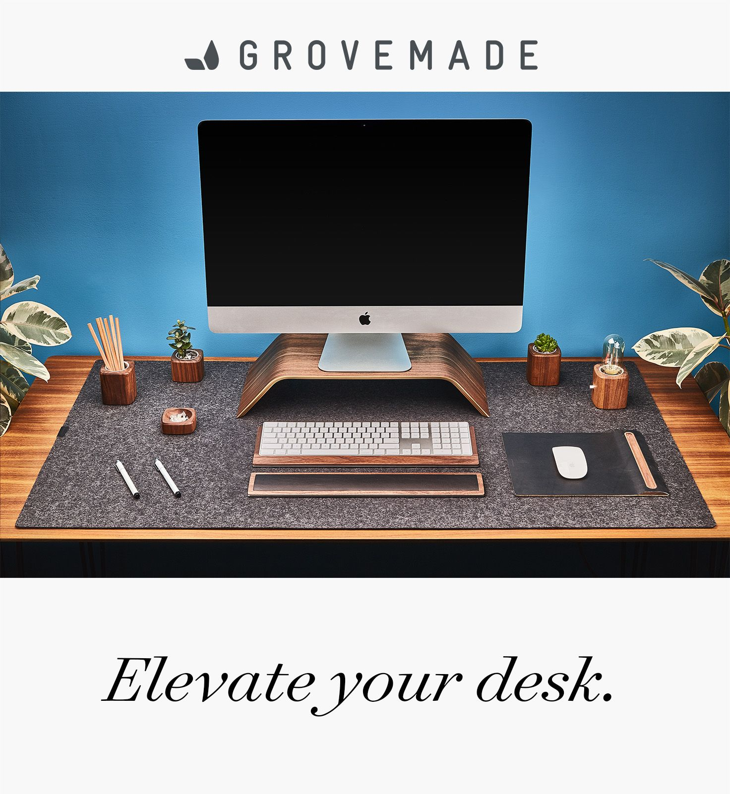 Modern Desk Accessories In 2020 Modern Desk Accessories Organizing Systems Shelf Organization