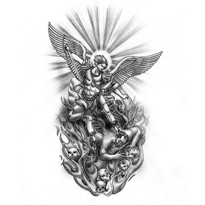Custom Tattoo Designer | Tattoo Design Ideas | CreateMyTattoo.com ...