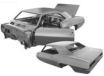 Classic Camaro Firebird Chevelle Mustang Chevy Truck And Chellenger Body Shells Classic Camaro Camaro Coupe Camaro