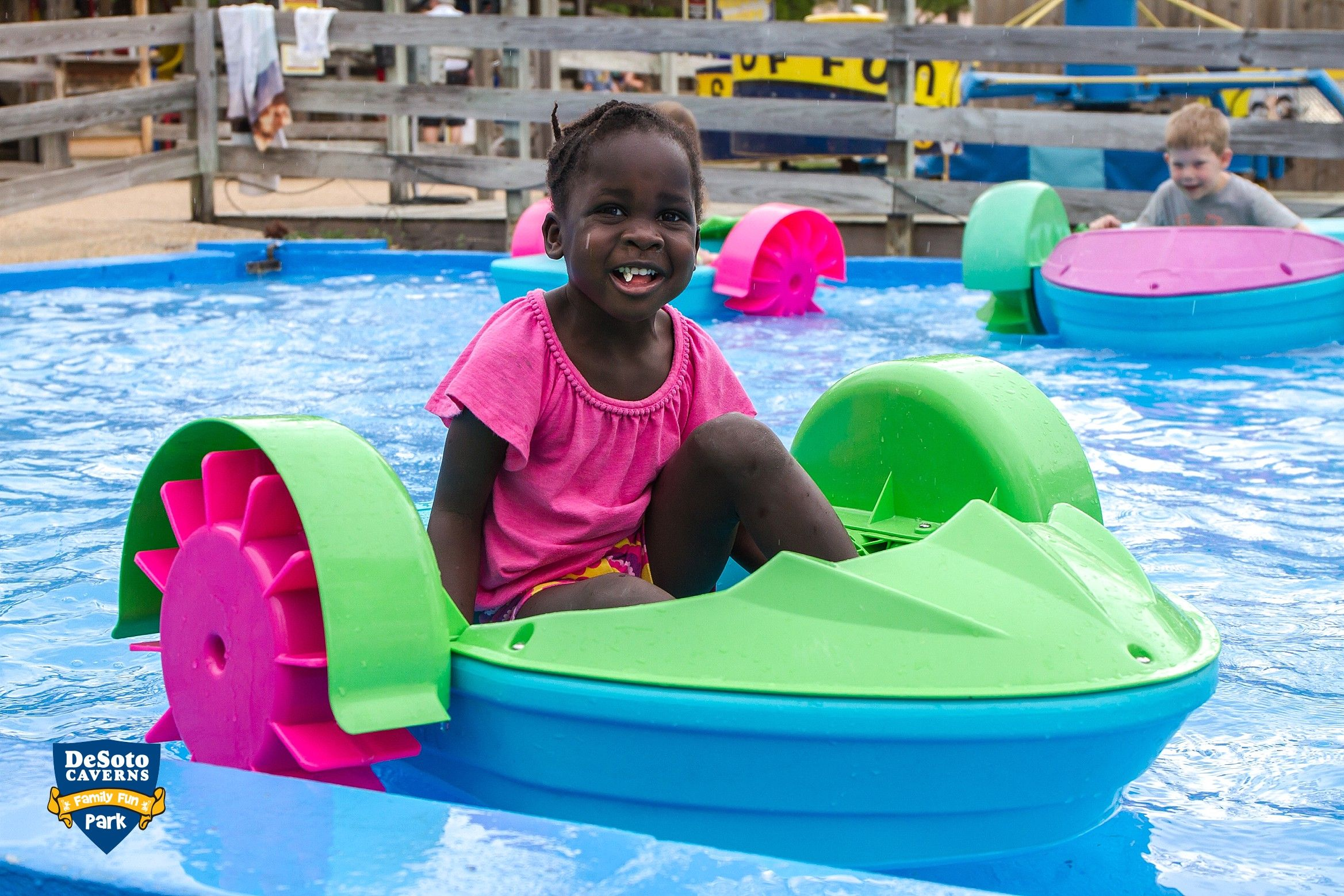 Enjoy The Warm Days In Happys Paddle Boats Fun For Kids Of All