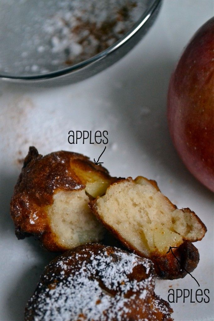 Starbucks Style Gluten Free Apple Fritters Tried It And
